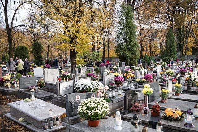 Cmentarz Sennik Znaczenie Snu W Senniku Polskim